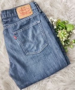 Levi 514 | Men's Straight Leg Jeans Sz 34X32